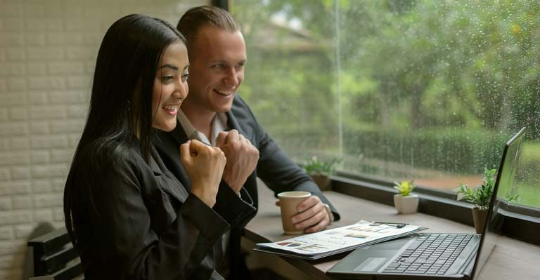 Small and medium business owners succeeding