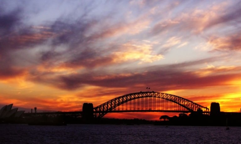 Sydney Harbour Bridge representing Safe Harbour