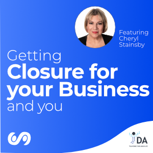 Getting closure for your business podcast