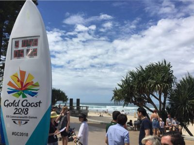 1024px Gold Coast 2018 Commonwealth Games countdown clock 02